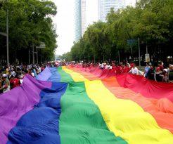 Marcha por la Diversidad CDMX 25 de Junio 2016