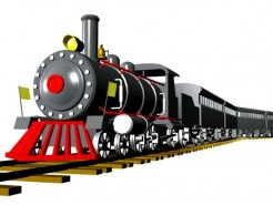 vapor-train-and-wagon-for-entertainment-3ds-3d-studio-max-software-xpf2do-clipart